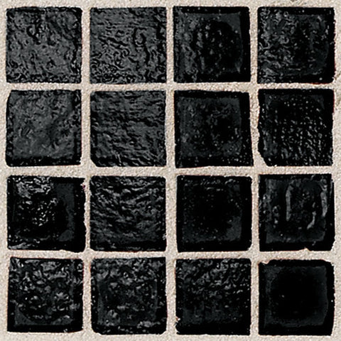 "Daltile Egyptian Glass 12"" x 12"" Onyx Mosaic"