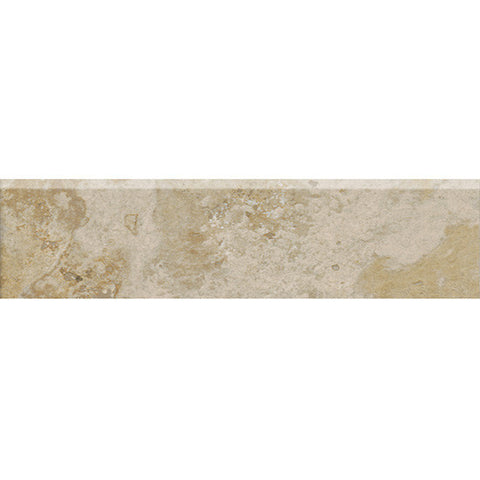 American Olean Stone Claire 3 x 13 Bluff Floor Bullnose