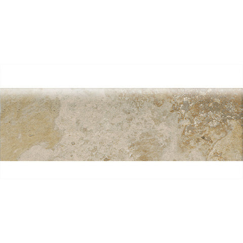 American Olean Stone Claire 3 x 10 Bluff Wall Bullnose
