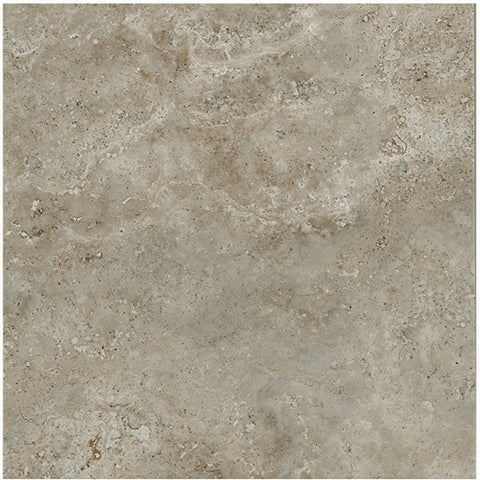 American Olean Stone Claire 6-1/2 x 6-1/2 Ashen Floor Tile