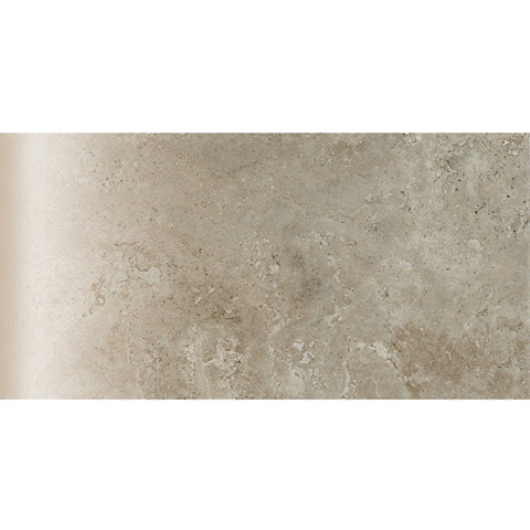 "American Olean Stone Claire 3 x 6 Ashen Wall Bullnose 3"" Side - American Fast Floors"