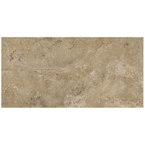 American Olean Stone Claire 3 x 6 Russet Wall Tile
