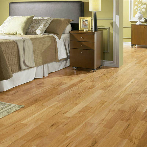 "Triangulo Amendoim 5/16"" x 5"" Engineered Hardwood"