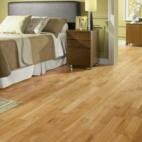 "Triangulo Amendoim 3/8"" x 3-1/4"" Engineered Hardwood - American Fast Floors"