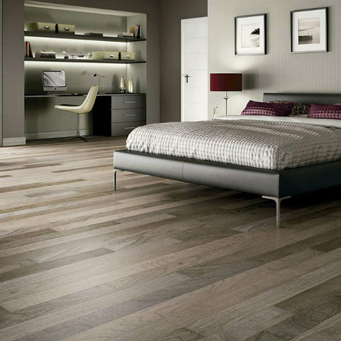 "Triangulo Oxford Spanish Hickory 3/8"" x 5"" Engineered Hardwood - American Fast Floors"