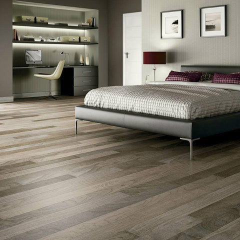 "Triangulo Oxford Spanish Hickory 1/2"" x 6-1/2"" Engineered Hardwood - American Fast Floors"