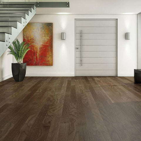 "Triangulo Savanna Spanish Hickory 1/2"" x 6-1/2"" Engineered Hardwood"