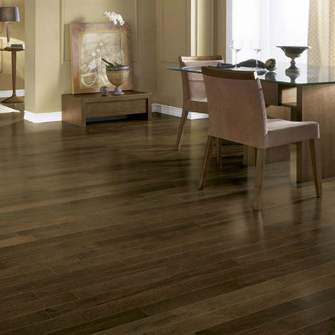 "Triangulo Sucupira Brazilian Chestnut 1/2"" x 5-1/4"" Engineered Hardwood - American Fast Floors"