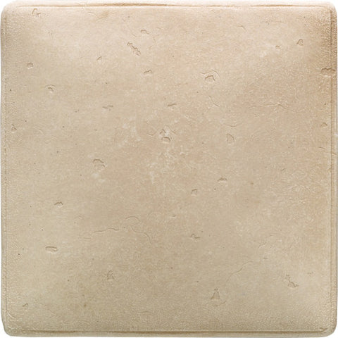 "Daltile Arabesque 4"" x 4"" Crema Classic Pillow"