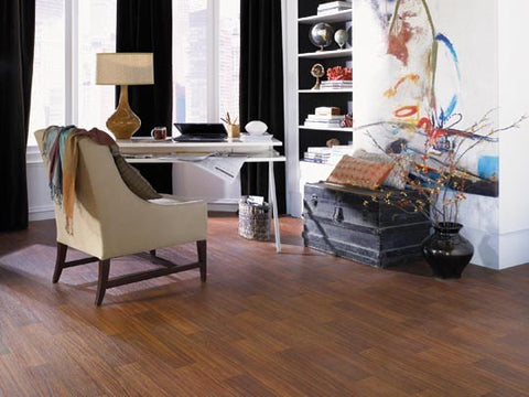 "Tarkett LVT Vista 6"" Plank Cinnamon Oak - American Fast Floors"
