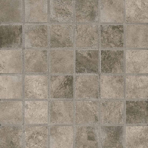 Bedrosians Stonefire Mosaic Grey - American Fast Floors
