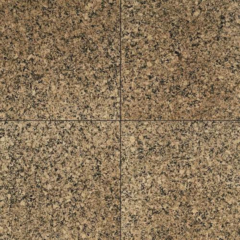 "Daltile Granite Collection 12"" x 12"" Desert Brown Large Field Tile"