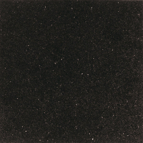 "Daltile Granite Collection 12"" x 12"" Galaxy Black Large Field Tile"