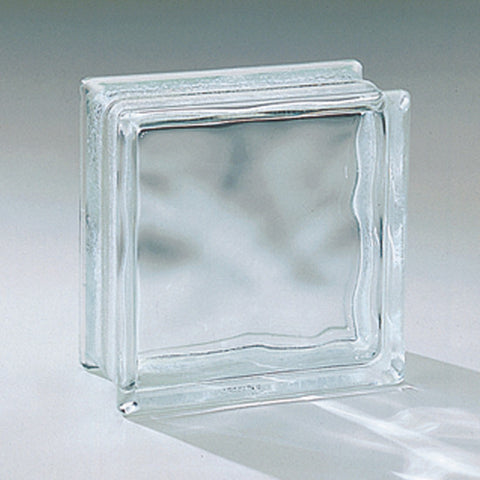 American Olean Glass Block 8 x 8 Decora Block