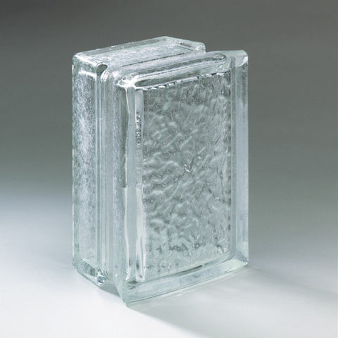 "American Olean Glass Block 8"" Arque Icescapes Block - American Fast Floors"