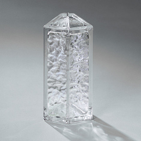 "American Olean Glass Block 8"" Tridron Icescapes 45° Block - American Fast Floors"