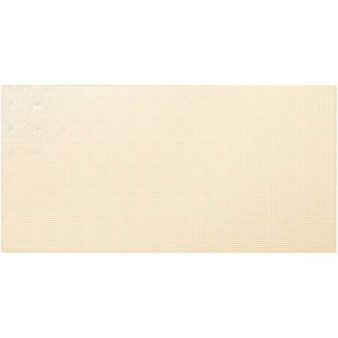 American Olean Graphic Effects 12 x 24 Aspect Almond Wall Tile