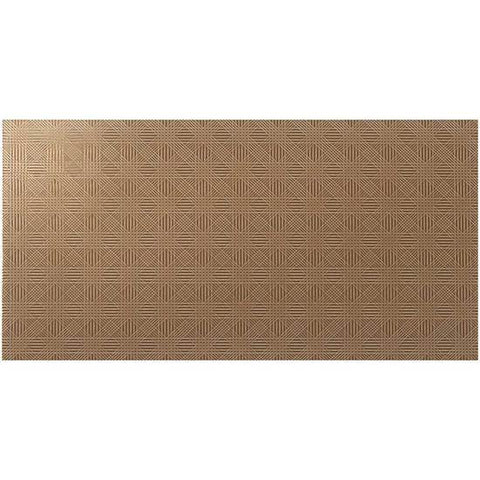 American Olean Graphic Effects 12 x 24 Sepia Tint Wall Tile