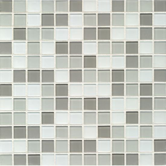 Bedrosians City Glass Mosaic Cardiff - American Fast Floors