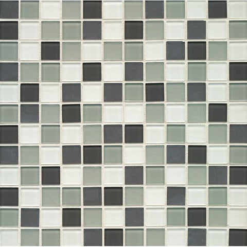 Bedrosians City Glass Mosaic Roxbury