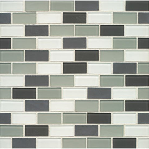 Bedrosians City Glass Mosaic Roxbury - American Fast Floors