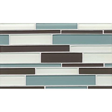 Bedrosians Hamptons Glass Mosaic Cove - American Fast Floors