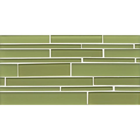 Bedrosians Hamptons Glass Mosaic Reed