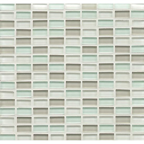 Bedrosians Hamptons Glass Mosaic Spa - American Fast Floors