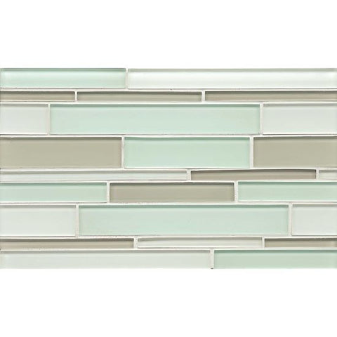 Bedrosians Hamptons Glass Mosaic Spa