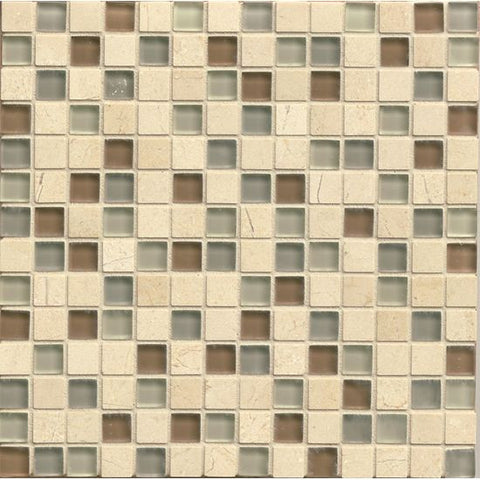 Bedrosians Interlude Mosaic Musette - American Fast Floors