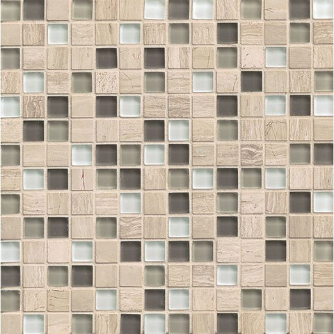 Bedrosians Interlude Mosaic Stacatto - American Fast Floors