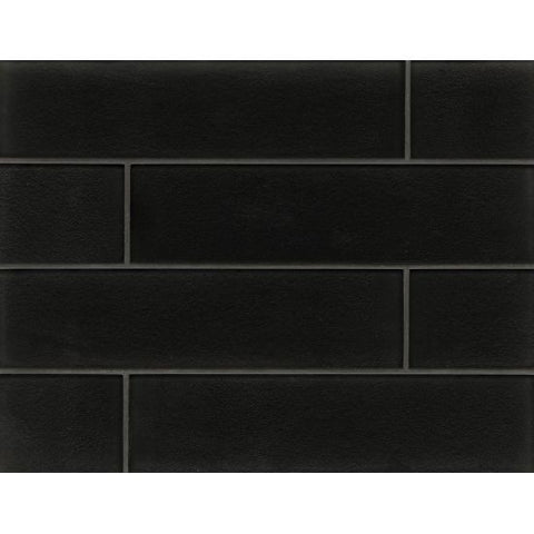 Bedrosians Manhattan Tile Midnight - American Fast Floors