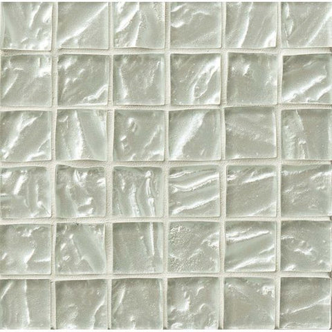Bedrosians Priscilla Mosaic Oyster White
