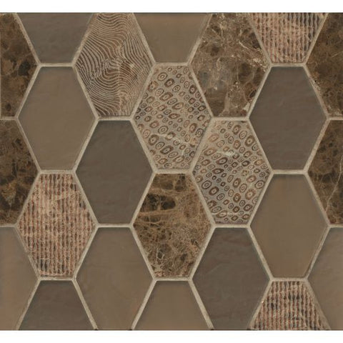 Bedrosians Panache Mosaic Leather