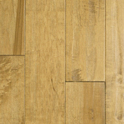 "Mullican Chatelaine 4"" Maple Golden Solid Hardwood - American Fast Floors"