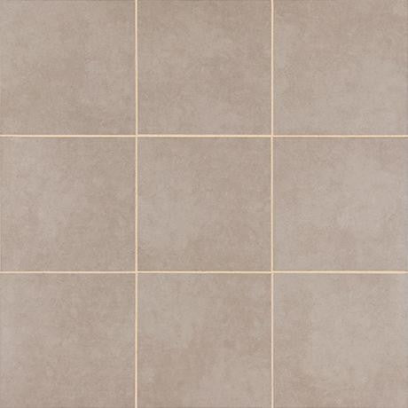 "Marazzi Essentials 18""x18"" Graceful Grey Field Tile"