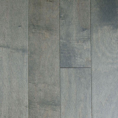 "Mullican Ponte Vedra 5"" Maple Graphite Engineered Hardwood"