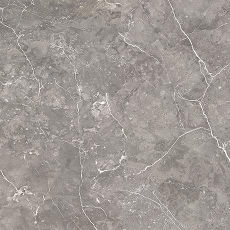 "Marazzi Perseo 24""x24"" Grey Polished Rectified Floor Tile"