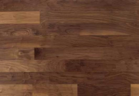 "Gunnison Brown Sugar Walnut 5"" Engineered Hardwood - American Fast Floors"