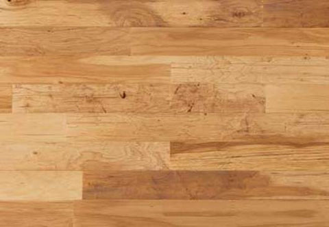 "Gunnison Honeysuckle Hickory 5"" Engineered Hardwood - American Fast Floors"