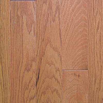 "Mullican Oak Pointe 3"" Oak Gunstock Solid Hardwood - American Fast Floors"