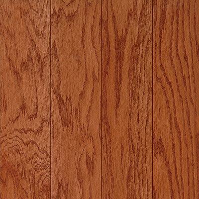 Harris One Red Oak Dark Gunstock Engineered Hardwood Flooring