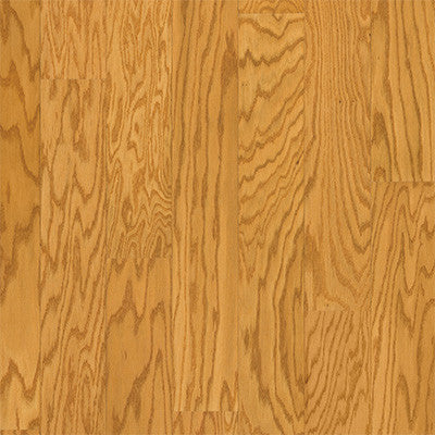 Harris Homestead Red Oak Ginger Glaze Engineered Hardwood Flooring