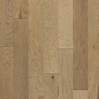 Harris FootHills Hickory Weathered Limestone Engineered Hardwood Flooring - American Fast Floors
