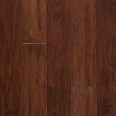 Harris SpringLoc Today Hickory Dark Cognac Engineered Hardwood Flooring - American Fast Floors