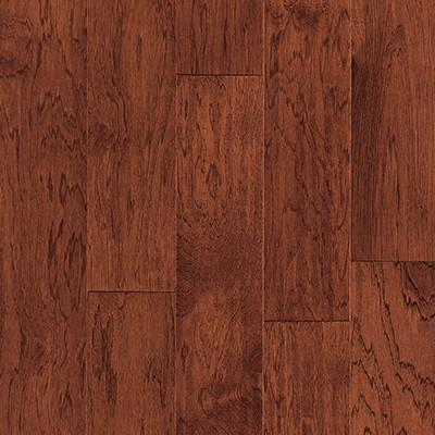 Harris Contours Soft Vintage Hickory Burnt Sienna Engineered Hardwood Flooring - American Fast Floors