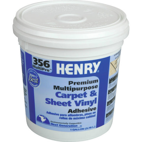 356 MultiPro Commercial Multipurpose Adhesive - 1 Gallon - American Fast Floors