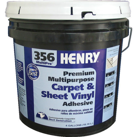 356 MultiPro Commercial Multipurpose Adhesive - 4 Gallon