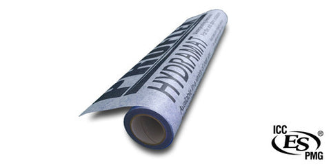 "HydraMat 3'-4"" x 90' Contractors Roll - American Fast Floors"