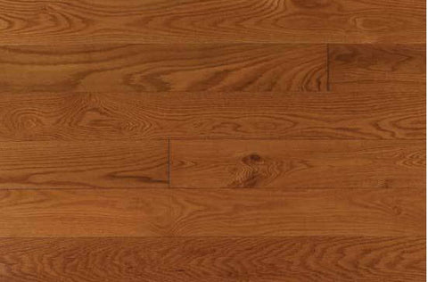 "Hampton Forge Ravelin Oak 2.25"" Solid Hardwood"